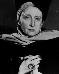 Dame Edith Sitwell photo #8772, Dame Edith Sitwell image