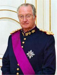 King Albert II