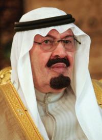 Abdullah of Saudi Arabia