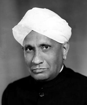 C. V. Raman